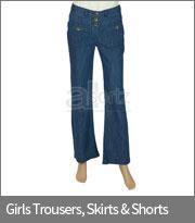 Girls Trousers, Skirts & Shorts