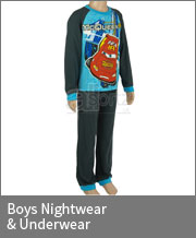 Boys Nightwear & Underwear