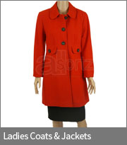 Ladies Coats & Jackets
