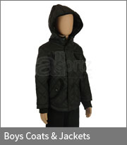 Boys Coats & Jackets