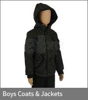 Boys Coats & Jackets