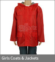 Girls Coats & Jackets